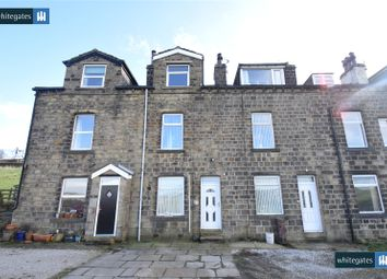 4 bed terraced house for sale in Myrtle View, Cross Roads, Keighley, West Yorkshire BD22
