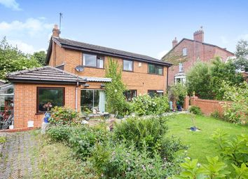 Thumbnail 5 bed detached house for sale in Chester Road, Hazel Grove, Stockport