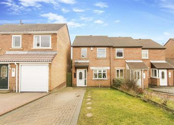 Thumbnail 3 bed semi-detached house for sale in Hickstead Close, Wallsend, Tyne And Wear