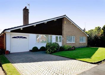 Thumbnail 3 bed detached bungalow for sale in Willow Lane, Warrington, Cheshire
