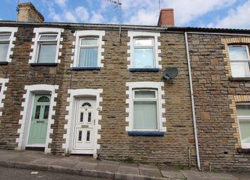 Thumbnail 3 bed terraced house for sale in Hill Street, Newbridge, Newport