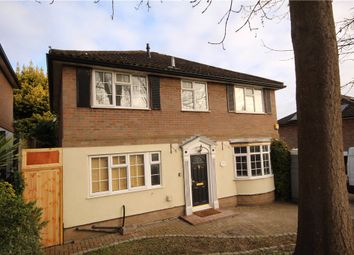 Thumbnail 4 bed detached house for sale in Middle Hill, Egham, Surrey