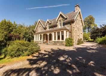 Thumbnail 5 bed detached house for sale in Ardbroilach Road, Kingussie, Highland