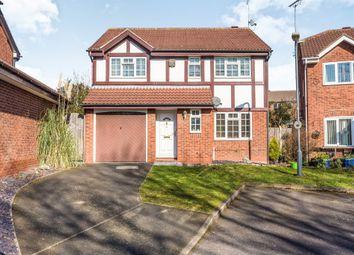 Thumbnail 4 bedroom detached house for sale in Binley Close, Yardley, Birmingham