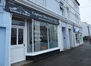 Thumbnail Commercial property for sale in Salon, Victoria Road, St. Austell