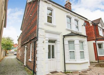 Thumbnail 2 bed flat for sale in 21 St James Road, East Grinstead, West Sussex