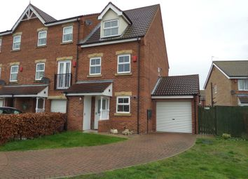 Thumbnail 3 bedroom town house to rent in The Alders, Gainsborough