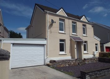 Thumbnail 3 bed detached house for sale in Ammanford Road, Llandybie, Llandybie