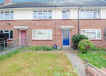 Thumbnail 2 bed flat for sale in Cross Road, Mawneys, Romford