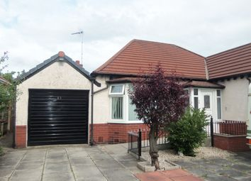 Thumbnail 3 bed detached bungalow for sale in Charlton Court, Boundary Drive, Woolton, Liverpool