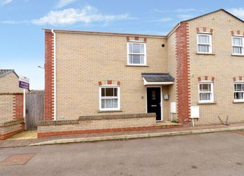 Thumbnail 2 bedroom semi-detached house to rent in High Street, Somersham, Huntingdon