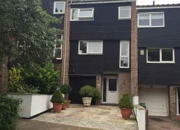 Thumbnail 4 bed town house for sale in Hartscroft, Linton Glade, Croydon