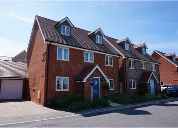 Thumbnail 4 bed detached house for sale in Gurung Way, Church Crookham