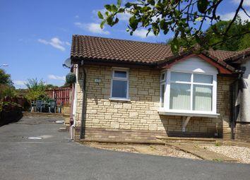 Thumbnail 1 bed semi-detached bungalow for sale in Oak Hill Park, Skewen, Neath .