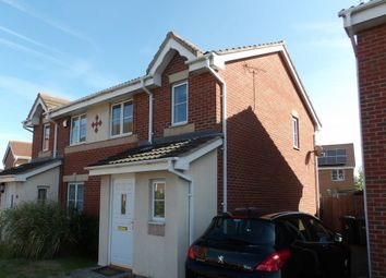 Thumbnail 3 bed property to rent in Anglesey Close, Lincoln, Oft
