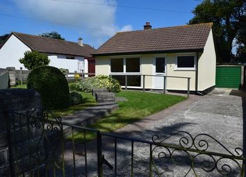 Thumbnail 1 bed detached bungalow for sale in Bosawna Close, St. Day, Redruth