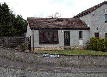 Thumbnail 2 bedroom semi-detached bungalow to rent in Inchkeith Avenue, Broughty Ferry, Dundee