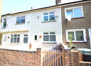 Thumbnail 2 bed terraced house to rent in East Milton Road, Gravesend, Kent