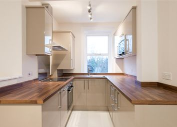 Thumbnail 2 bed flat to rent in Dewsbury Court, Chiswick Road, Chiswick, London