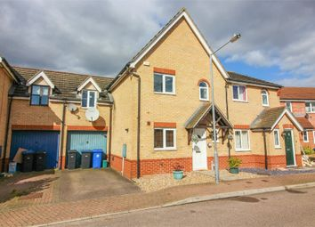 Thumbnail 3 bed end terrace house for sale in Davenport, Church Langley, Essex