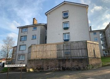 Thumbnail 1 bed flat for sale in White Horse Walk, East Kilbride, Glasgow