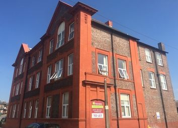 Thumbnail 1 bed flat to rent in Beaconsfield Terrace, St. Marys Road, Garston, Liverpool