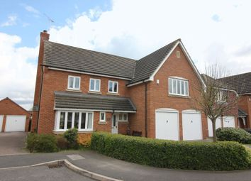 Thumbnail 5 bed detached house to rent in Sycamore Close, Retford