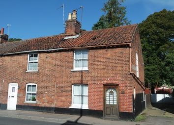 Thumbnail 2 bedroom end terrace house to rent in Ingate, Beccles