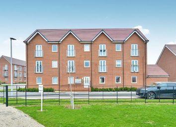 2 bed flat for sale in Mull Lane, Newton Leys, Bletchley, Milton Keynes MK3