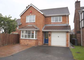 Thumbnail 4 bed detached house for sale in Mulberry Way, Leek