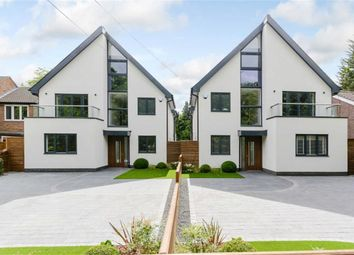 Thumbnail 5 bedroom detached house for sale in Upland Drive, Brookmans Park