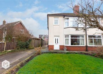 3 bed semi-detached house for sale in Weythorne Drive, Bury, Greater Manchester BL9