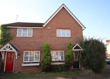 Thumbnail 2 Bedroom Semi Detached House For Sale In Davenport, Church  Langley, Harlow