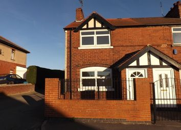 Thumbnail 3 bed end terrace house to rent in Beresford Road, Maltby, Rotherham