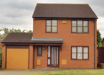 Thumbnail 3 bedroom detached house to rent in Belsize Avenue, Springfield, Milton Keynes