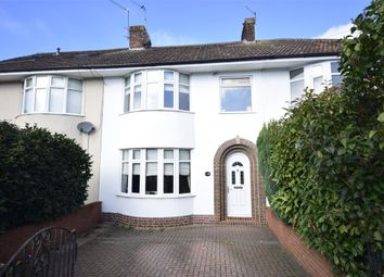 Thumbnail 3 bedroom terraced house for sale in Badminton Road, Downend, Bristol
