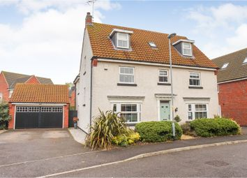 Thumbnail 6 bed detached house for sale in Marriner Crescent, Lincoln