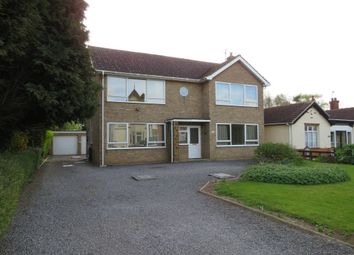 Thumbnail 4 bed detached house for sale in New Road, Sutton Bridge, Spalding