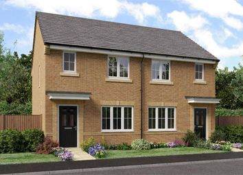 "Thumbnail 2 bedroom mews house for sale in ""The Yare"" at Netherton Colliery, Bedlington"