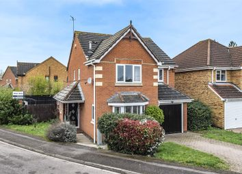 Thumbnail 4 bed detached house for sale in Wigram Close, Elstow, Bedford