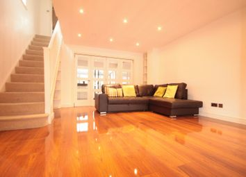 Thumbnail 3 bedroom terraced house to rent in Milligan Street, London