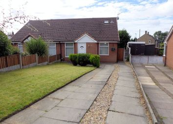 Thumbnail 3 bed semi-detached bungalow to rent in Dalebank, Atherton, Manchester