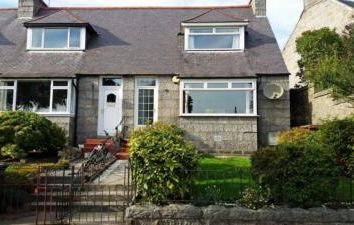 Thumbnail 2 bedroom semi-detached house to rent in Abergeldie Terrace, Aberdeen