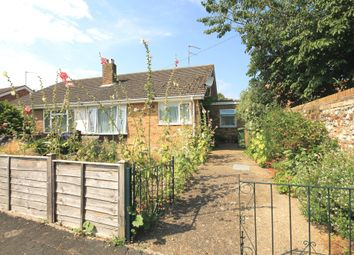 Thumbnail 3 bed semi-detached bungalow for sale in Waveney Close, Wells-Next-The-Sea