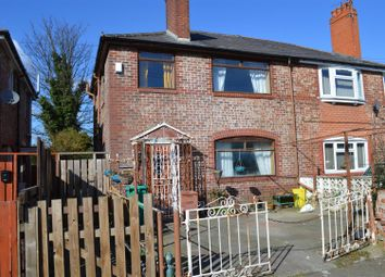 Thumbnail 3 bed semi-detached house for sale in Wilbraham Road, Fallowfield, Manchester