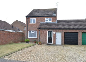 Thumbnail 3 bed link-detached house for sale in Buckenham Close, Swaffham