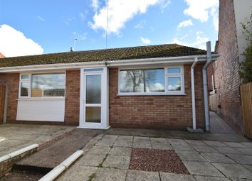 Thumbnail 2 bed semi-detached bungalow for sale in Lansdowne Road, Worcester