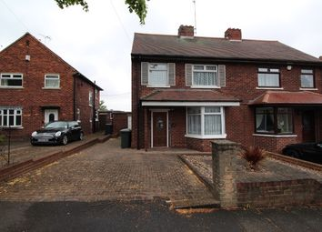 Thumbnail 3 bed semi-detached house for sale in Valley Road, Swinton
