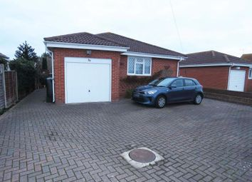 Thumbnail 3 bed detached bungalow for sale in Eastoke Avenue, Hayling Island