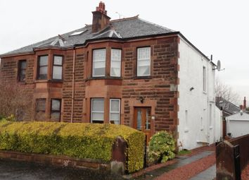 Thumbnail 4 bedroom semi-detached house for sale in Courthill Avenue, Glasgow